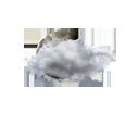Partiellement nuageux